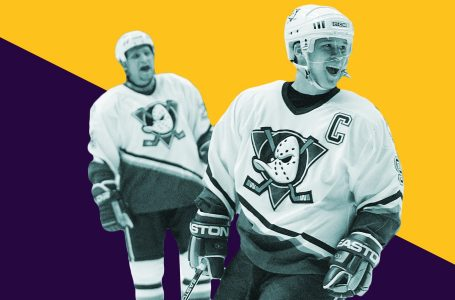 History of the Mighty Ducks