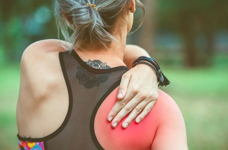 3 Causes of shoulder pain