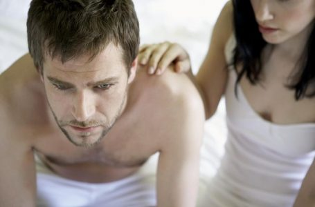What to do? Reinforce your partner through erectile dysfunction