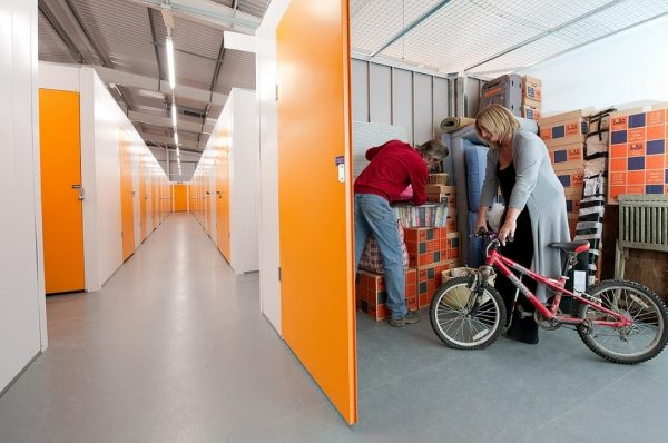 Maximise your storage unit space with these tips