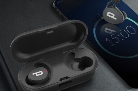 Enjoy Accurate Sounding Audio With Paplio Dash Earbuds