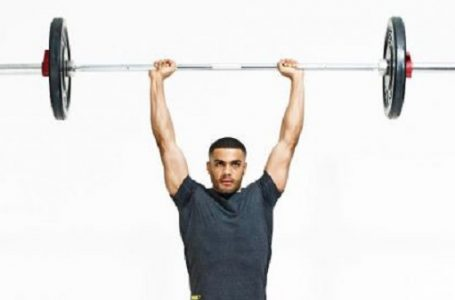 Grip and form for weightlifting