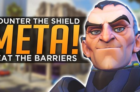 How to counter Double Barriers in Overwatch