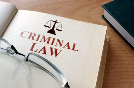 Get The Legal Aid From The Criminal Law Experts