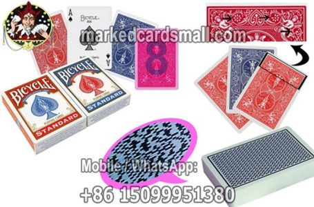 Ripping Off with Marked Cards in Blackjack Games