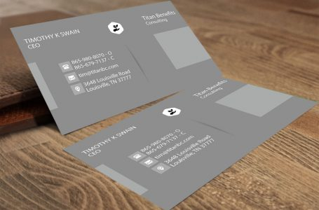 Hire Best Printing Company To Get Professional Finish Business Cards