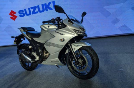 5 Things You Didn't Know About Suzuki Gixxer SF 250