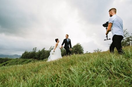 Top considerations for you to be professional wedding cinematography Sydney services