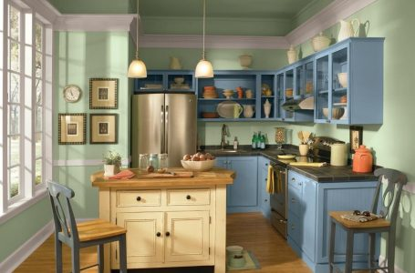 How To Use Cabinets To Transform the Look of Your Kitchen