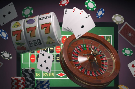Approaches of Online Casino Site Gambling