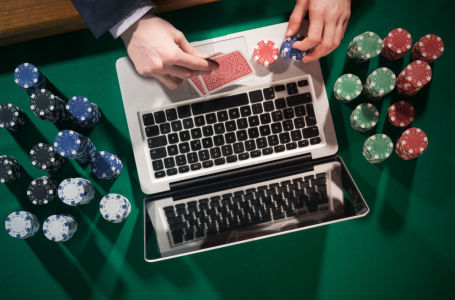 Online Casino Gaming System