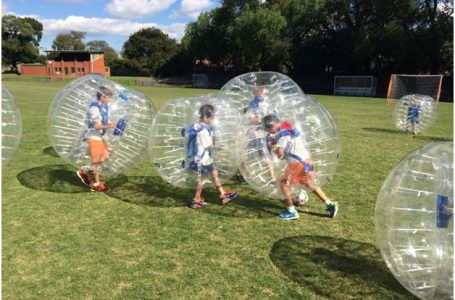 With Autumn Approaching, Why Bubble Soccer Is Now Safer To Play