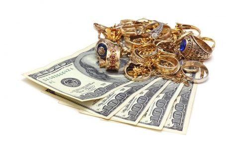 Getting cash for your gold