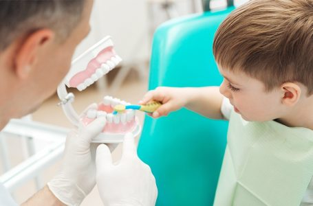 Setting Your Child up For Dental Success