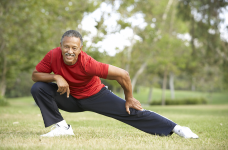 What Seniors Need to Know About Stretching