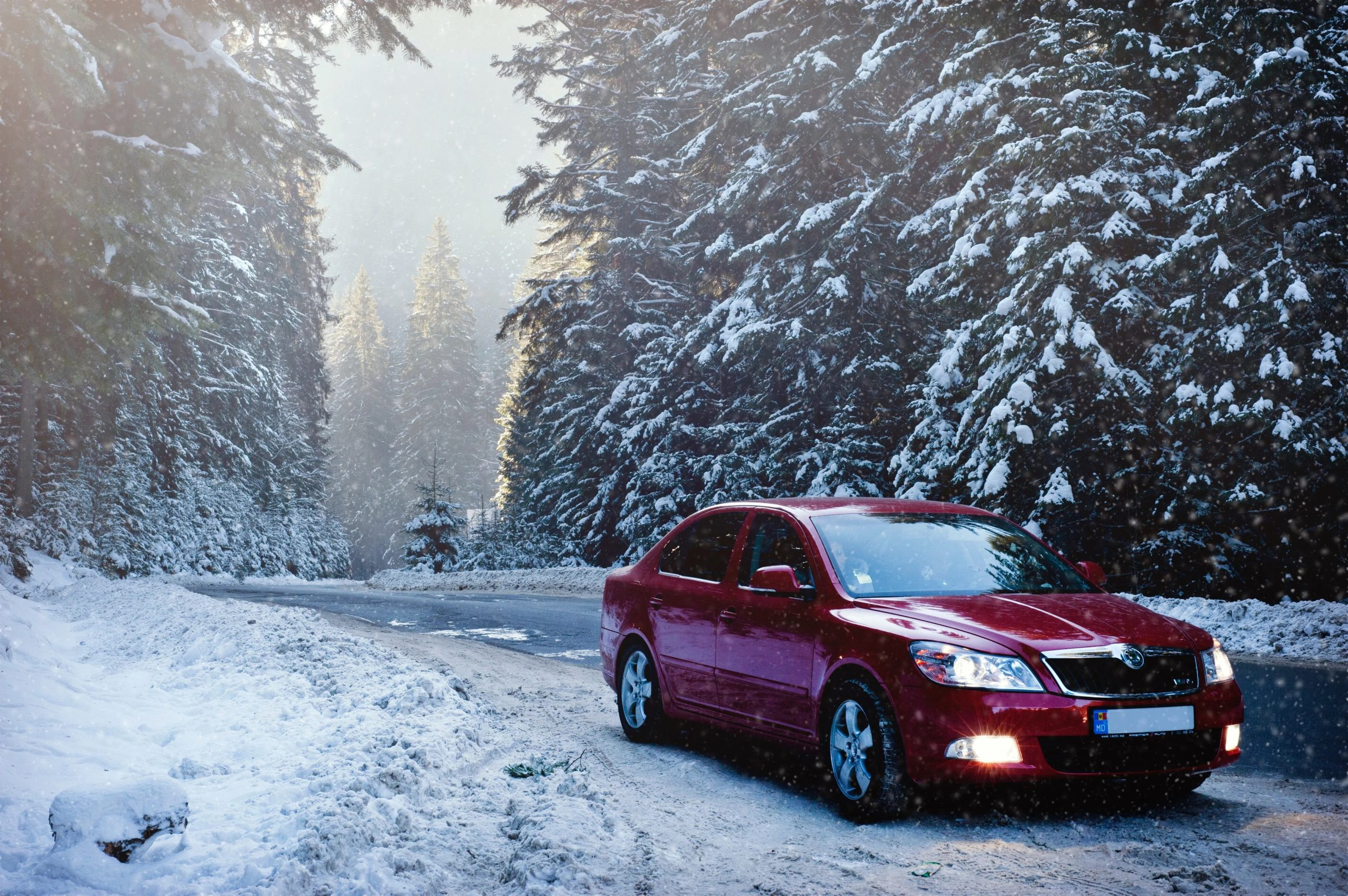 How to Get Your Vehicle Winter Ready