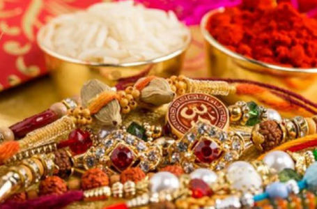 Celebrate Rakshabandhan Even If Your Siblings Are Far From You