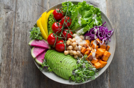 Are There Health Benefits To A Vegan Diet?