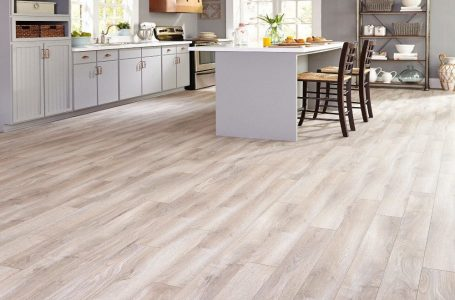 Make your kitchen perfect with kitchen vinyl flooring