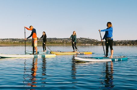Top 4 Qualities To Look For When Purchasing A SUP Board