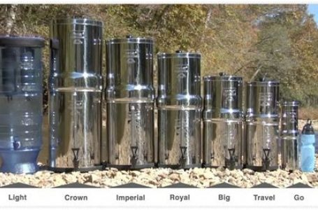 Bringing the Travel Berkey While Hiking Will Keep You Safe Along With These Tips