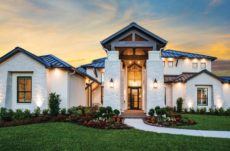 Top 4 Reasons To Custom Build Your Home