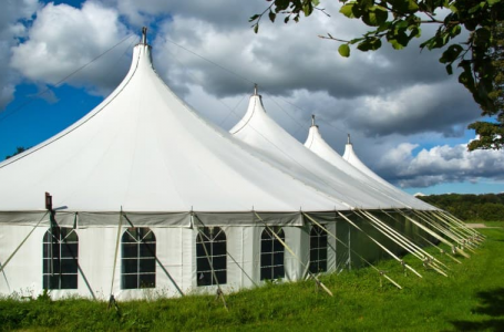 Here Are Some Reasons You Should Consider Renting an Event Tent!