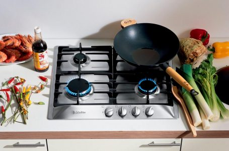 Choosing A Gas Cooktop