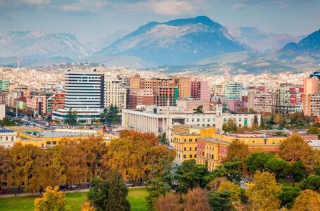 Information About Albania Tirana