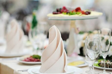 Organising your catering event planning