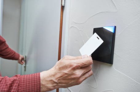 Reasons To Choose a Card Access Security System