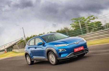 Hyundai Kona Electric facelift unveiled