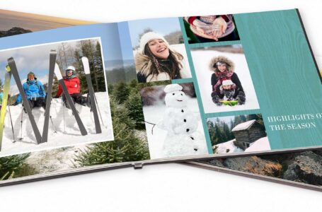 Tell Your Story with a Customized Photo Book
