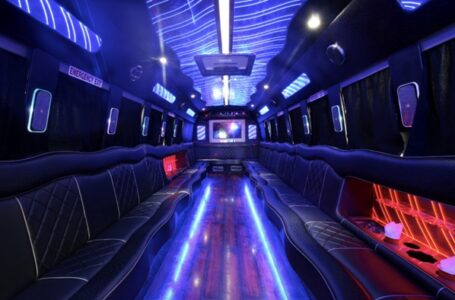5 Reasons You Should Hire a Party Bus for your Next Event