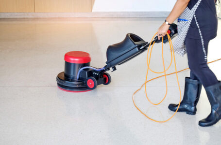 Benefits of Commercial Floor Polishing Services