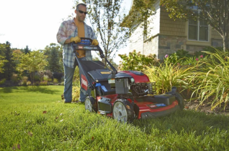5 Ways To Save Time on Lawn Maintenance
