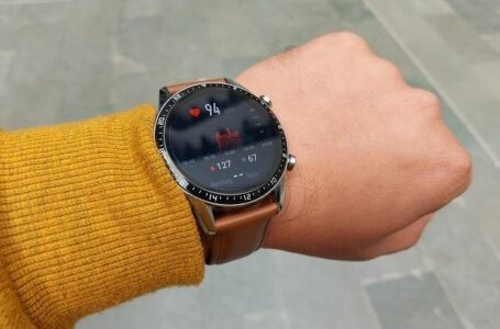 Huawei Smartwatch Gt2 Is An Amazing Smartwatch