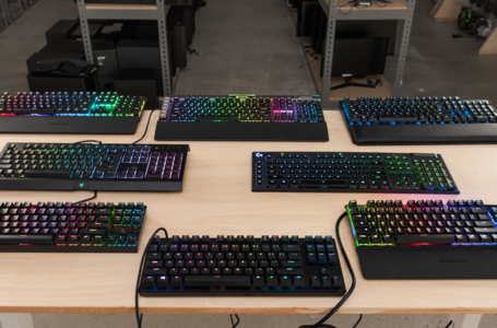 Types Of  Gaming Keyboards Connections That All Must Know