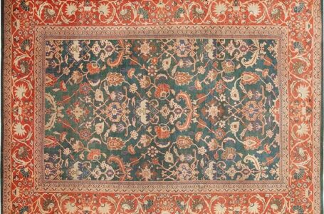 How Persian rugs add royalty