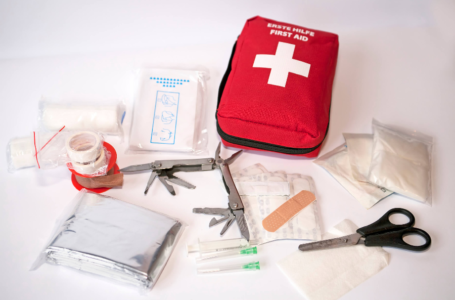 The importance of first aid