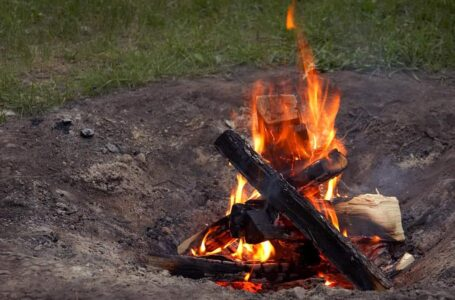 Buy the smokeless fire pit and enjoy the outdoor activities