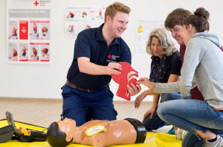 First aid: CPR