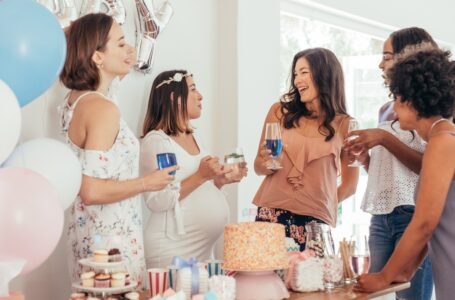 Types of baby showers you can throw