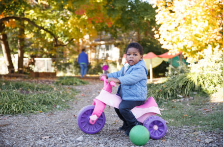 How Do Ride-on Toys Aid Your Child's Physical Development?