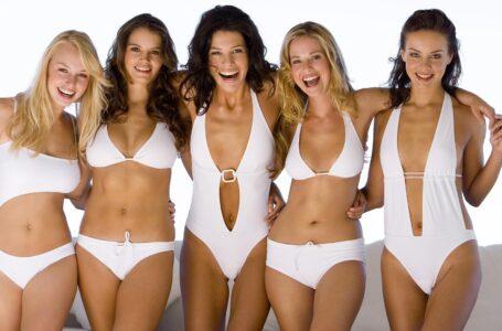 Shopping Tips for Buying Swimwear According to Body Shape