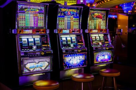 Why people are in love with slot games?