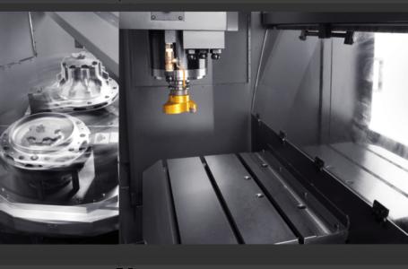How Automatic Pallet Changers Enhance CNC Machine Production