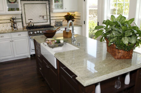 6 Reasons Why You Should Buy Granite Kitchen Countertops