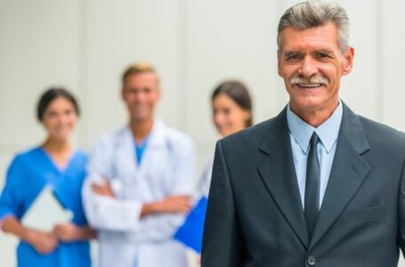 QUALITIES AND RESPONSIBILITIES OF CFO IN HEALTHCARE CENTER