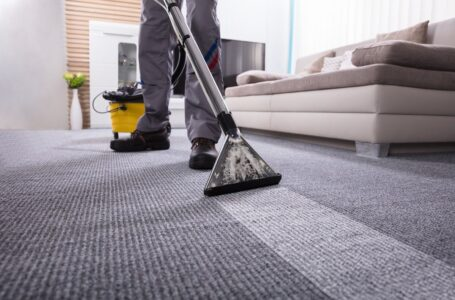 A rug cleaning in Olney, MD